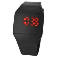 LED Watch Touch Ultra Thin Plastic T1965