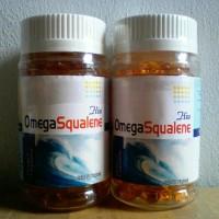 Omega Squa / Squalene / Minyak Hati Ikan Hiu