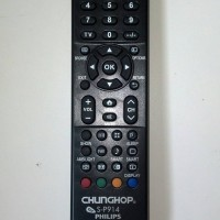 REMOT/REMOTE TV LCD/LED PHILIPS MULTI/UNIVERSAL/SERBA GUNA
