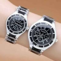jam tangan couple / jam tangan pasangan