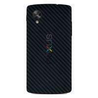 9Skin - Premium Skin Protector LG Nexus 5 - 3M Black Carbon