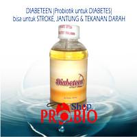 Diabeteen Fruit Drink Probiotik Memperbaiki Kadar Gula Darah Normal