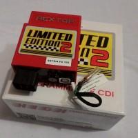 CDI Rextor Limited2 Kawasaki KLX / D tracker 150