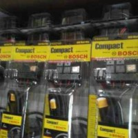Kabel Relay Set Lampu / Head Lamp H4 Bosch 3U