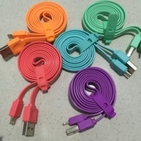 Kabel Vivan Fetucinne CL100 Iphone 5 Candy