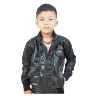 Jaket Anak Laki-laki Branded CBR SIX - MAC 561 Lotto Hitam