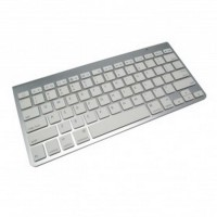 Apple Bluetooth Wireless Keyboard Aluminum Silver T1113