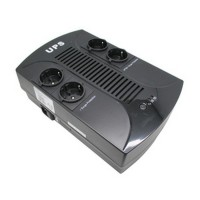 EAST Off Line UPS 650V 390W with LED Display EA265PLUS Black T1175