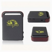 Global Smallest GPS Tracking Device GSMGPRSGPS Tracker TK102 T1745