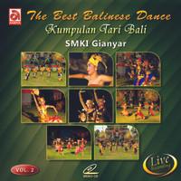 VCD Kumpulan tari Bali SMKI Gianyar Vol.2