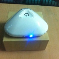 Mini USB Air Purifier Ionic Car Ozone Ionizer (ZK-C020)