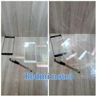 Jual tempered glass collor warna warni Redmi note3 redmi note 3 Murah