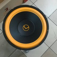 "speaker legacy 12"" LG 12385 Sparta Series 350watt subwoofer"