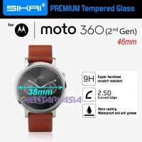 harga Sikai Premium Tempered Glass Sp For Moto 360 2nd Gen (46mm) Tokopedia.com