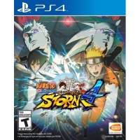 PS4 Naruto Shippuden: Ultimate Ninja Storm 4