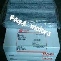 Filter Ac ERTIGA,SWIFT,APV,GRAN MAX,LUXIO(carbon type)