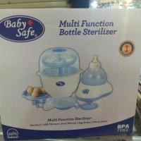 Safe baby Multifunction Bottle sterilizer ( steril botol mutifungsi )