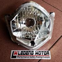 Reflektor Vixion Headlamp Kaca Lampu Depan 2010 2011 bukan ori