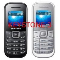 Samsung Keystone 3 Hitam Resmi