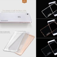 SoftCase Nillkin Nature Silikon Cover Gel Transparan Case OnePlus X