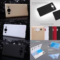 HardCase Nillkin Hard Case Cover Casing Murah Microsoft Lumia 950