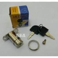 harga Kunci Push Lock / Kunci Lemari Sliding Kaca Huben Hl105 Tokopedia.com