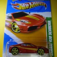 Hot Wheels - Treasure Hunt '12 - Ferrari 430 Scuderia