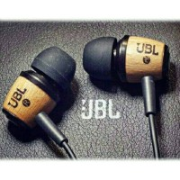 JBL M330 WOOD ORIGINAL + Include Leather Pouch