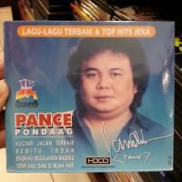 CD PANCE F. PONDAAG - LAGU TERBAIK DAN TOP HITS JK RECORD