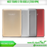 [NEW][FAST] HGST Touro S 1TB USB3.0 Portable Drive (7200RPM)
