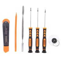 Jakemy 7 In 1 Professional Opening Tools Kit For IPhone / Laptop / PC