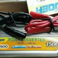 Power Inverter SUOER 1500w 1500 w 1500watt 1500 watt