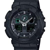 Casio G-Shock GA-100MB-1ADR Military Black Series