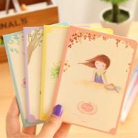 Note Book Mini Girl