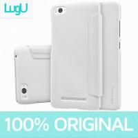 harga Flipcase Xiaomi Mi4i / Mi4c Nillkin Sparkle Leather Case - White Tokopedia.com