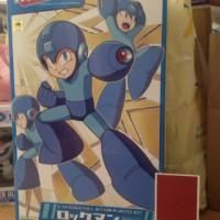 Kotobukiya Capcom Rockman Megaman Model Kit