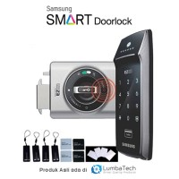 Kunci Digital Door lock Samsung SHS 2320 (Pin + RFID Card)