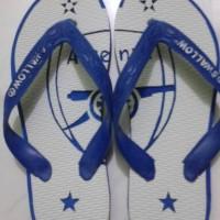 sandal jepit ukir arsenal