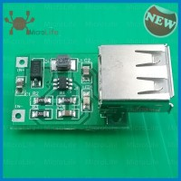 DC 0.9v-5v Step Up to 5v 600mA Boost Arduino Charger USB