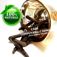 Jamu Herbal Tradisional Cabe Puyang /Cabe Jawa