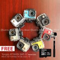 Combo Supreme SJCAM PLUS 2K SJ4000+ GoPro Killer Cam Camera