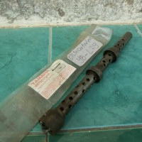 silincer/sarangan knalpot yamaha YB100-L2G