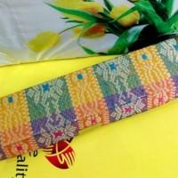 Jual Souvenir Pernikahan - Tempat Pensil Songket Murah