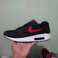 harga Sepatu Nike Airmax Hitam Merah Murah Tokopedia.com