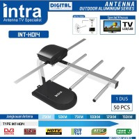 Antena TV Indoor Digital INTRA INT-HD14 Best FOR LCD & LED TV