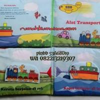Buku Bantal Alat Transportasi
