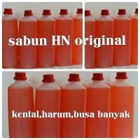 Sabun HN Literan Original (Kental, Wangi, Keset, Busa Banyak)