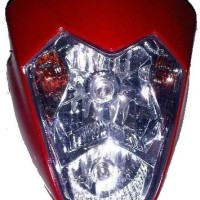 harga Batok/Kedok Lampu Headlamp Satria FU Raider Tokopedia.com