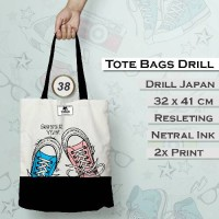 Totebag drill combine - summer time