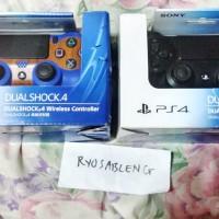 STIK PS4 DUALSHOCK4 - DS4 / DUALSHOCK 4 Playstation BLUE & BLACK